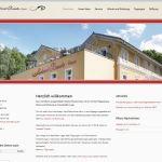 Helmut Kreutz-Haus Homepage Bildschirmfoto