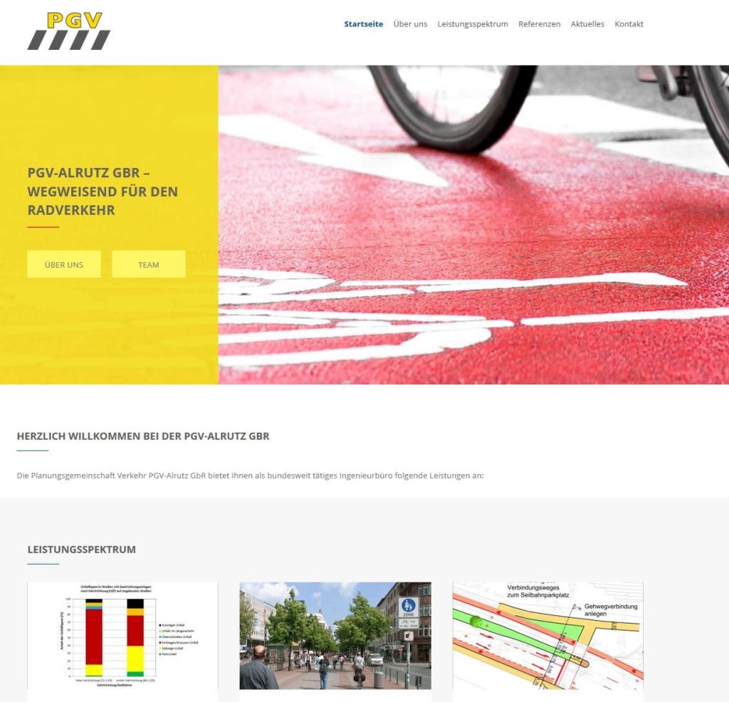 Planungsgemeinschaft Verkehr PGV-Alrutz GbR