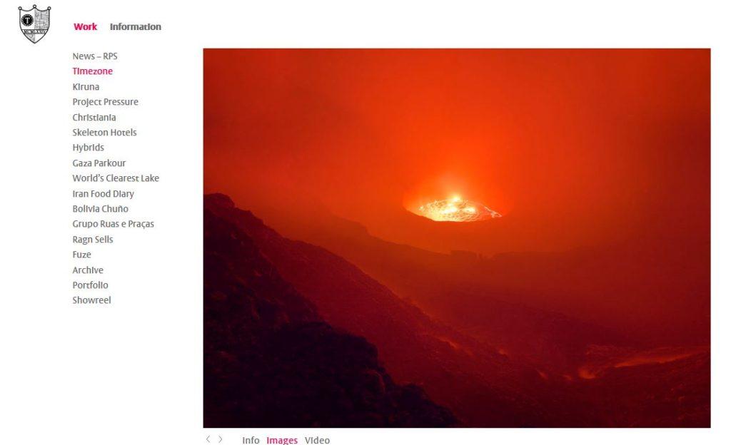 Relaunch für Fotograf Klaus Thymann